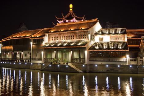Suzhou China Canal City