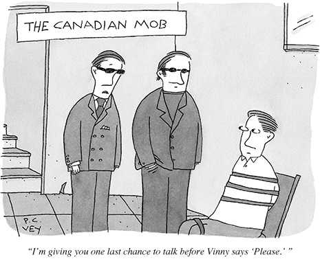 Canadian Mob